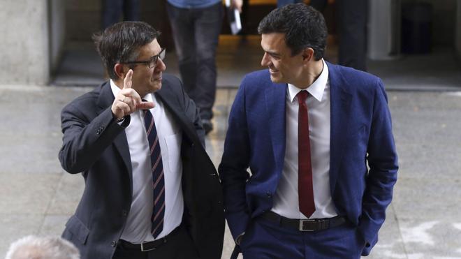 Patxi López pide «dejar atrás el 'no es no'» y dice que un enfrentamiento fratricida será «un desastre»