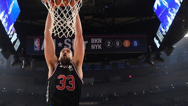 Los jugones de la NBA asaltan Nueva Orleans