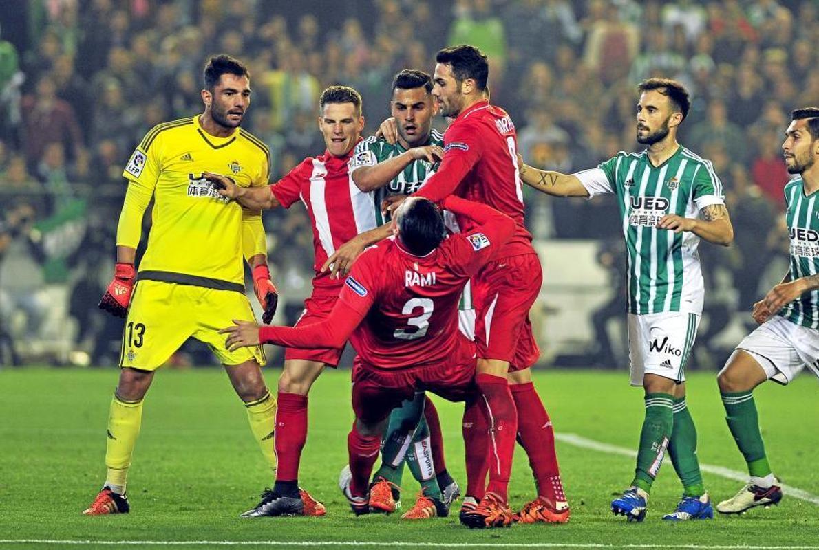 "Sevilla-Betis, el derbi ""sin neutrales"" de la Liga"
