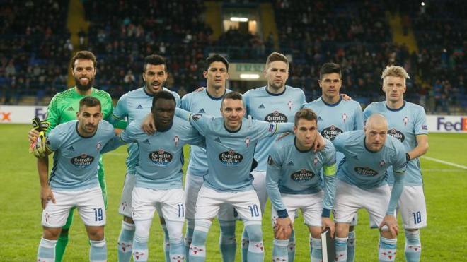 El Krasnodar, rival del Celta en octavos