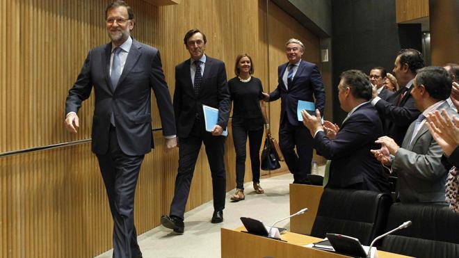 PP y PSOE formalizan en el Senado su pacto para renovar el Tribunal Constitucional