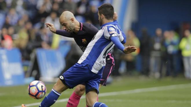 El Deportivo aprovecha la resaca del Barça