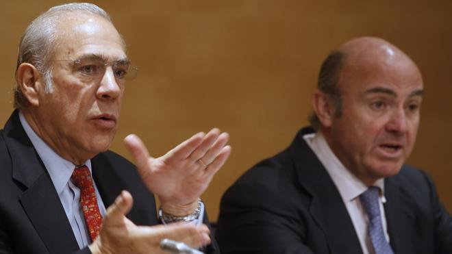 Ángel Gurría: «España es la prueba de que las reformas funcionan»