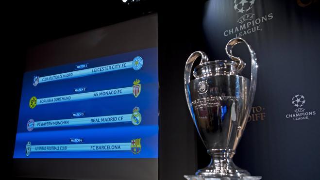 Bayern, Juventus y Leicester, rivales de Madrid, Barça y Atlético