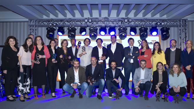 Vocento premia a los 'Genios' de la innovación publicitaria