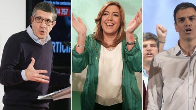 El PSOE da inicio a la batalla definitiva por su liderazgo