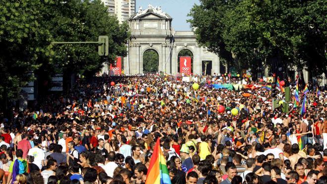 Madrid abrirá el metro 24 horas el día del Orgullo
