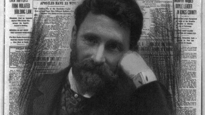 Joseph Pulitzer, el genio amarillo