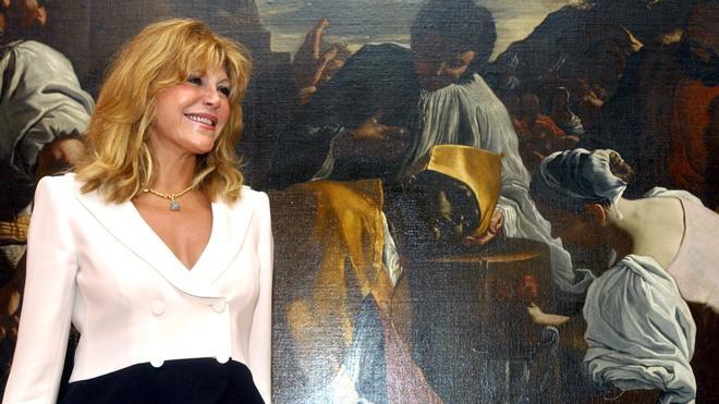 Cultura y Carmen Cervera prorrogan tres meses las conversaciones sobre su colección privada