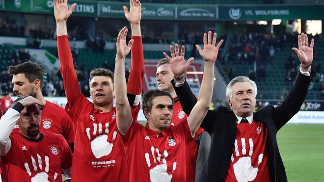 El Bayern conquista su quinta Bundesliga consecutiva