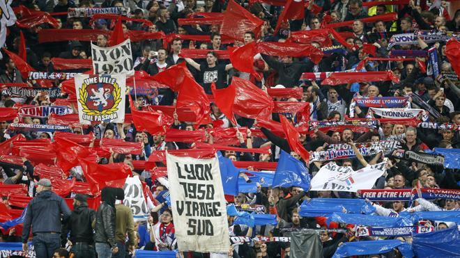 La UEFA abre un procedimiento disciplinar al Lyon