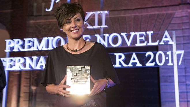 El XXII Premio Lara de Novela reconoce la última novela de Sonsoles Ónega