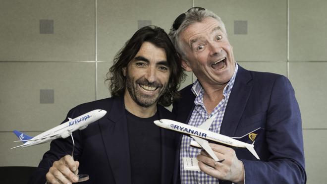 Ryanair y Air Europa se alían para los vuelos de larga distancia