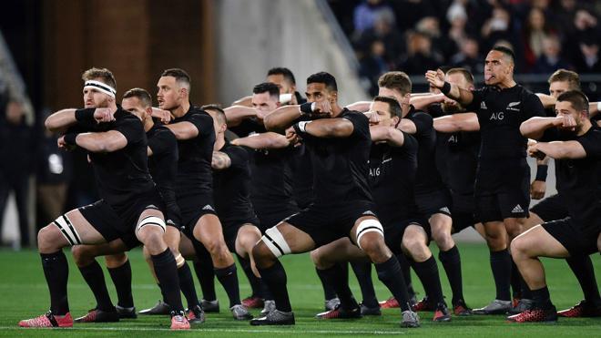 Reconocimiento a los valores de los All Blacks