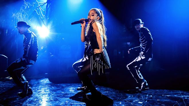 Ariana Grande dará un concierto benéfico el domingo en Mánchester