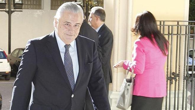 La empresa del expresidente de Feria de Valencia entra en concurso de acreedores
