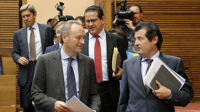 Fabra: «El PP es mayoritario, va a seguir siéndolo y no habrá helenización»