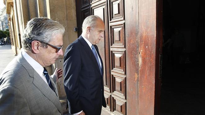 Blasco recurre la separación en varias piezas del 'caso Cooperación'