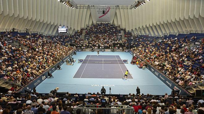 El Valencia Open 500 de tenis pone a la venta las entradas para su edición de 2014