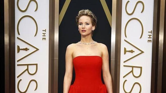 Jennifer Lawrence conquista a Chris Martin, el cantante de Coldplay