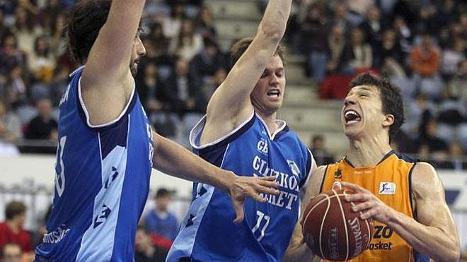 Derrota agónica de Valencia Basket
