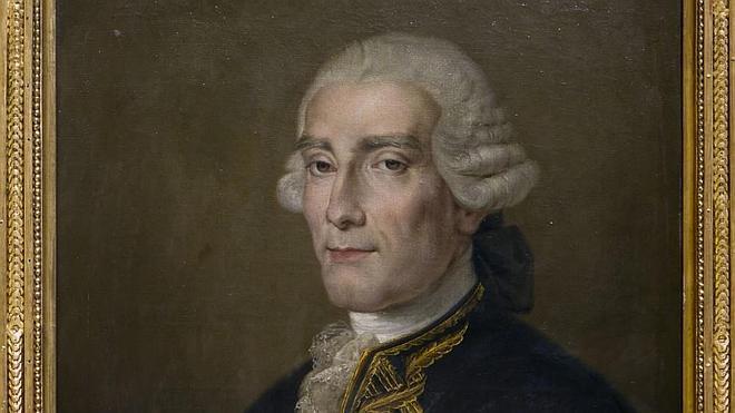 Jorge Juan, el caballero del punto fijo