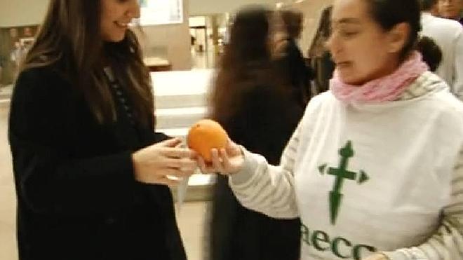 Naranjas contra el cáncer