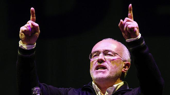Montiel dice que no sería candidato a Podemos en la Comunitat si estuviese en la situación de Monedero