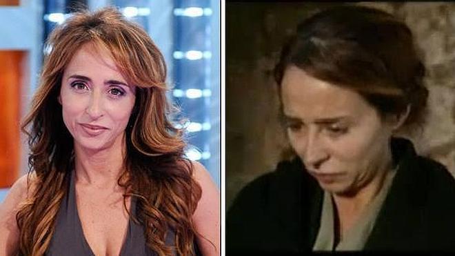 María Patiño se estrena como actriz