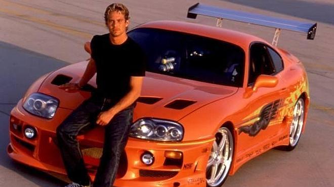 A subasta el Toyota de Paul Walker en 'Fast & Furious'