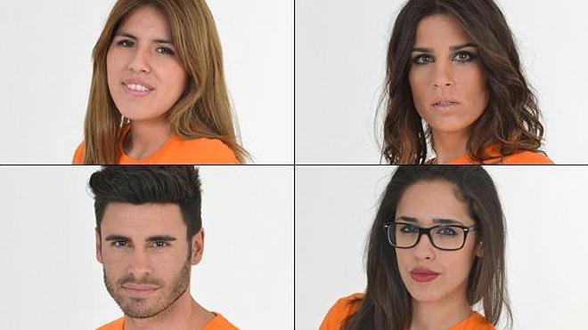 'Supervivientes': Isabel Pantoja, Suhaila, Noel y Lucía, los nuevos nominados
