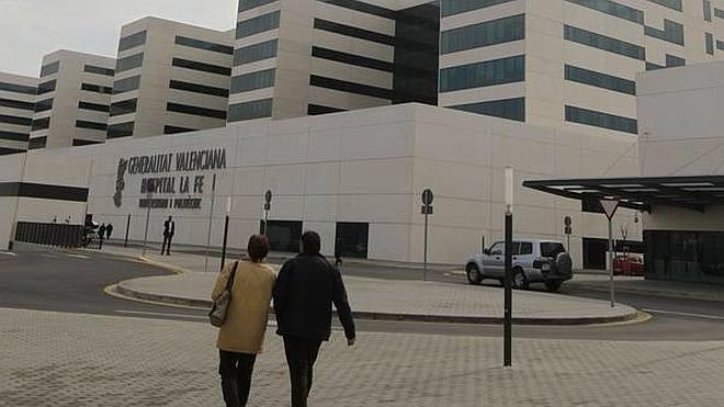 El juez envía a prisión a un padre por maltratar a su bebé de tres meses en Valencia