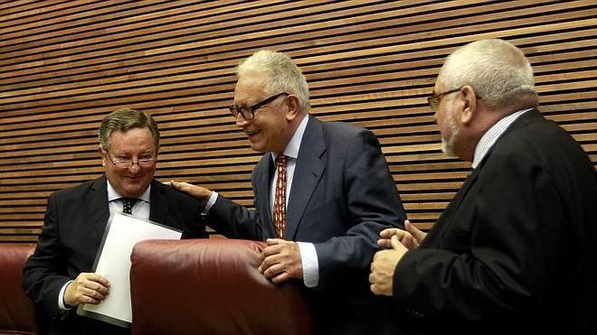 El discurso de Fernando Delgado en la constitución de Les Corts Valencianes
