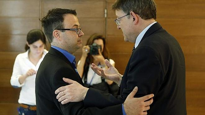 La promesa con coletilla de los diputados de Podemos