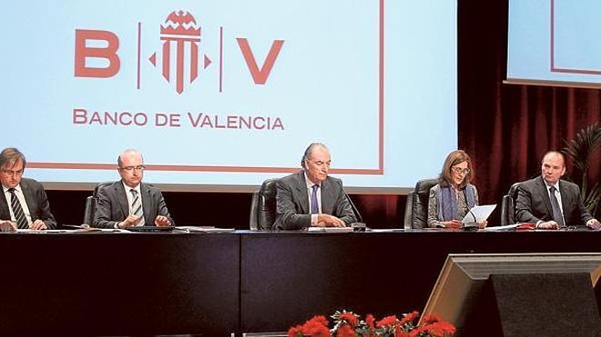 Calabuig paga los créditos de Banco de Valencia y neutraliza la querella del FROB