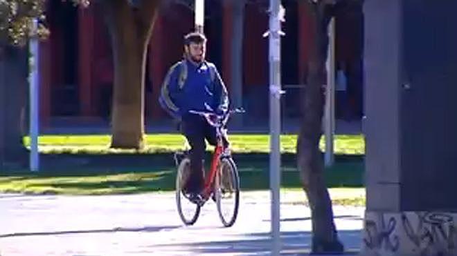 Las infracciones más frecuentes entre los ciclistas