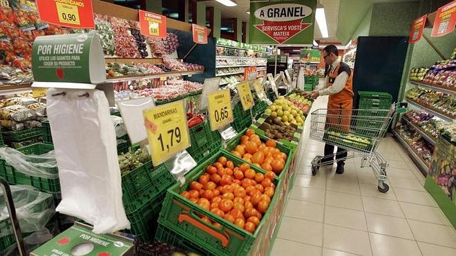 Mercadona, el mayor grupo de distribución español por delante de Inditex