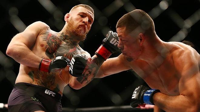 UFC 196: Nate Díaz mantiene su dominio contra Conor McGregor