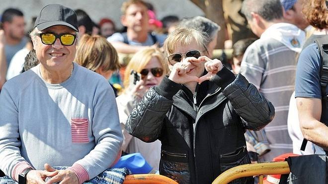 Fallas 2016: Búscate en la mascletà del 16 de marzo