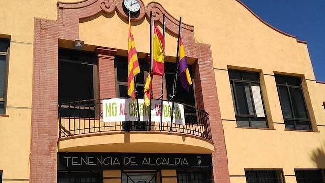Sagunto, Alzira y Puçol también izan la bandera republicana