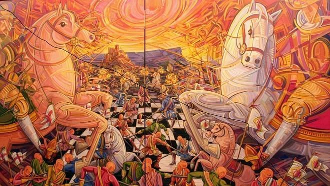 Desmontando mitos. ¿Hubo valencianos en la batalla de Almansa?