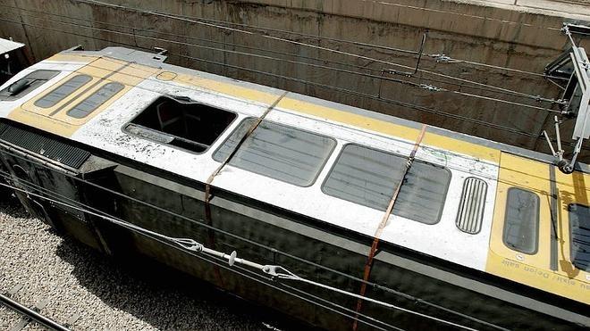 Un sargento de Bomberos cree que no hubieran podido salvar ni a una víctima más en el accidente de metro de Valencia
