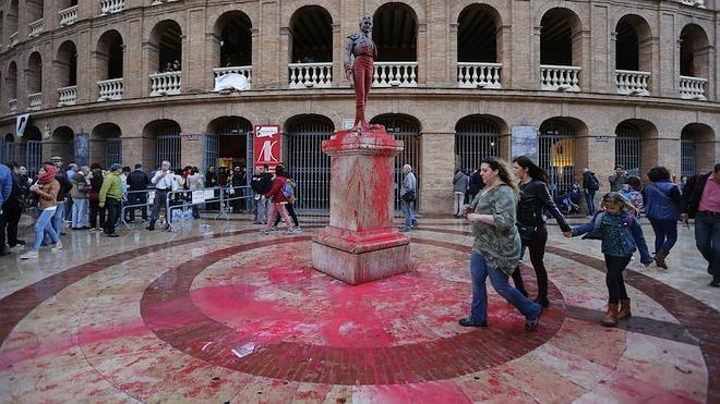 El PP pide un informe de los daños de la manifestación de Acció Cultural y exige que la Diputación ejecute la fianza