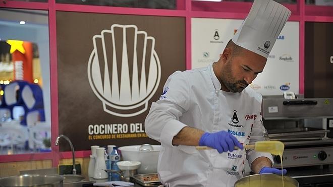 El chef Raúl Resino, afincado en Benicarló, elegido Cocinero del Año