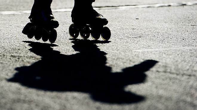 Valencia se mueve en patines