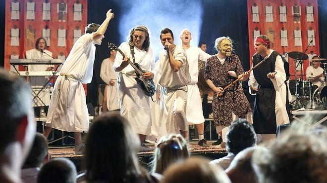 Festival remember de grupos valencianos de los 80