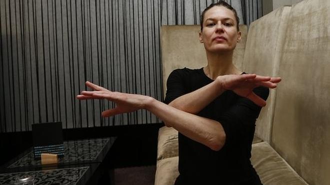 «La danza permite soltar la mente. Es la mejor terapia»