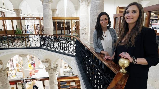 Amelia Arroquia y Judith Martínez, el futuro es su presente
