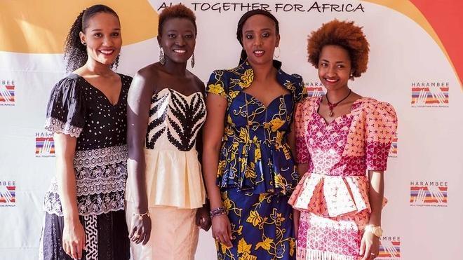 Fiesta a beneficio de las mujeres de Costa de Marfil