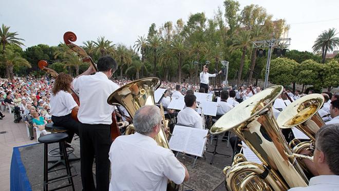 La Banda Municipal de Valencia celebra la entrada del verano con un concierto gratuito